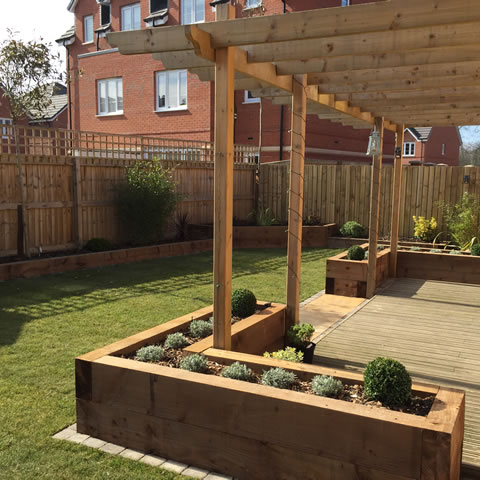 Garden Landscaping Swindon Wiltshire