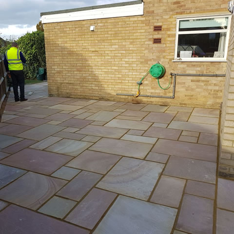 Paths and Patios Swindon Wiltshire